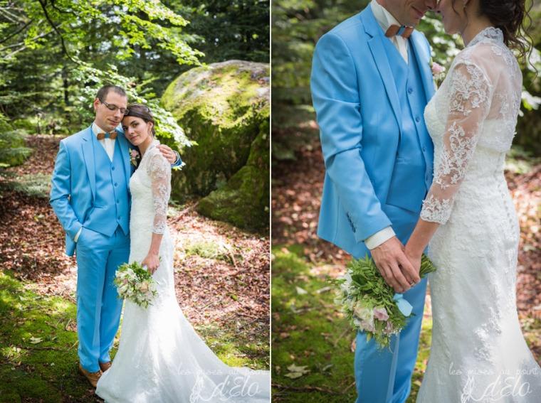 Mariage jumeaux Raucoules - photographe mariage haute Loire